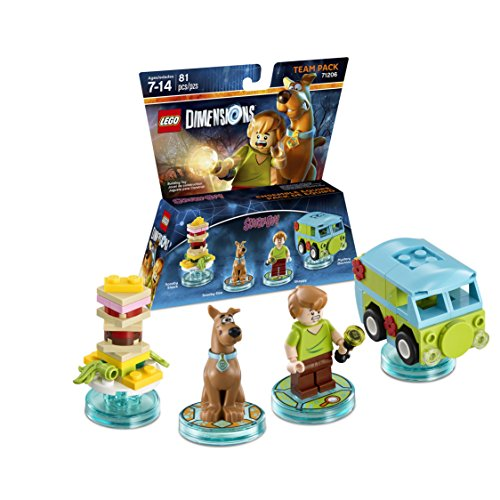 LEGO Dimensions - Scooby Doo Team Pack