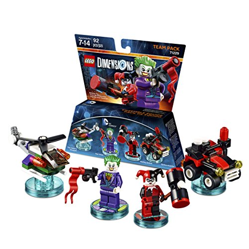 DC Comics Team Pack 71229 LEGO Dimensions