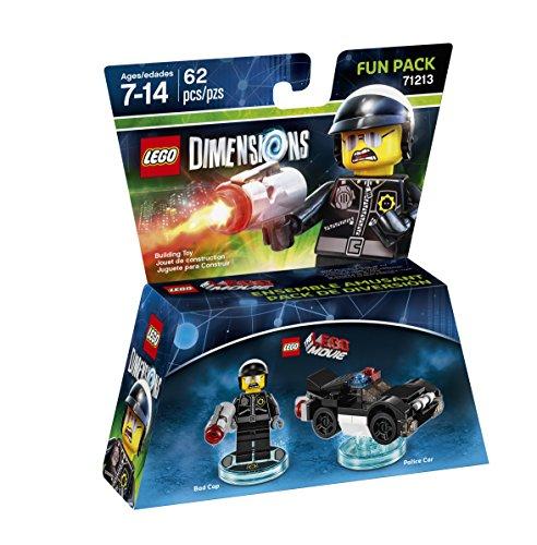 LEGO Movie Bad Cop Fun Pack 71213