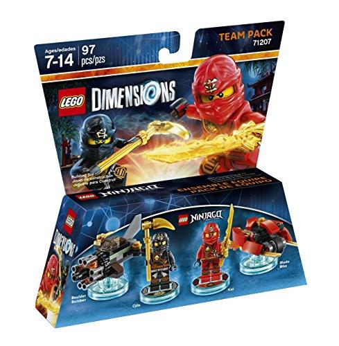 Ninjago Team Pack 71207 - LEGO Dimensions