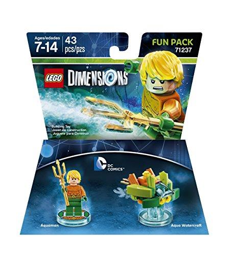 DC Aquaman Fun Pack 71237