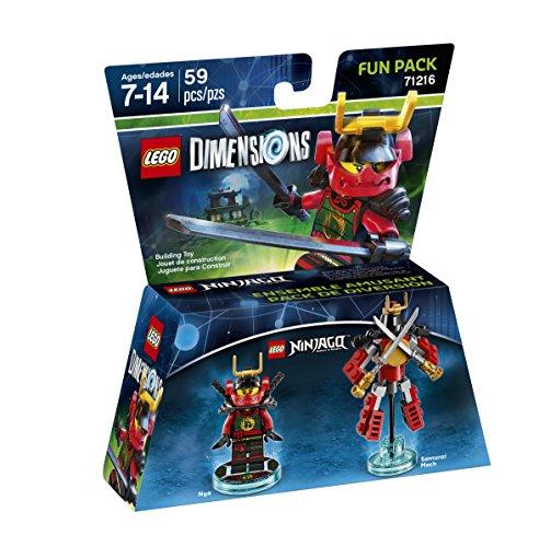 Ninjago Nya Fun Pack 71216