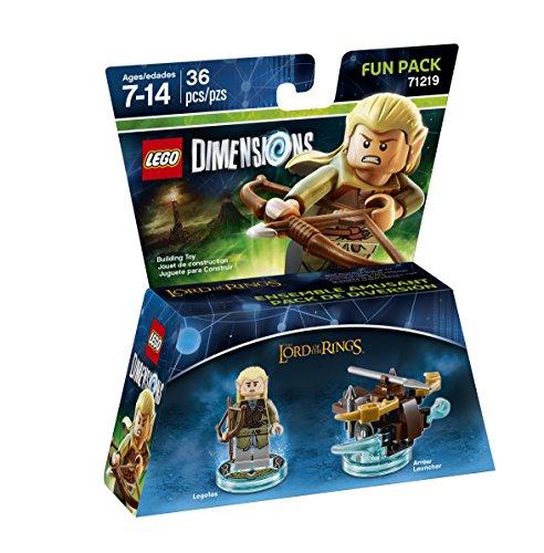 Lord Of The Rings Legolas Fun Pack 71219