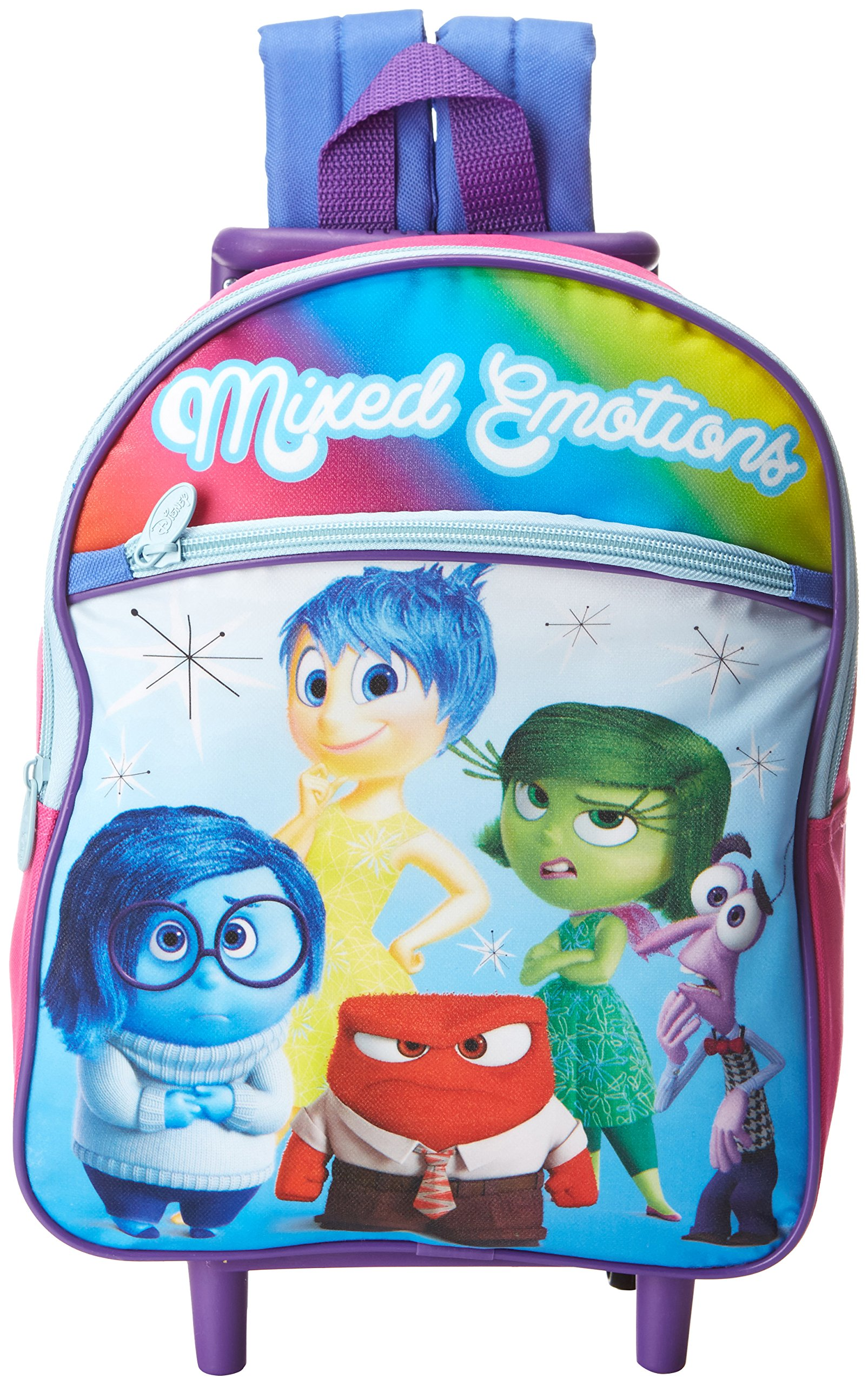 INSIDE OUT Backpack: 22 Different Styles Plus Lunch Bags
