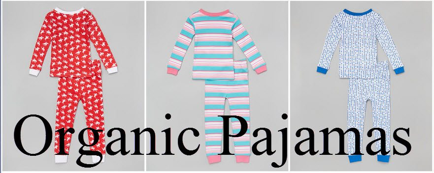 Organic Pajamas for Kids - Affordable Options for Girls and Boys