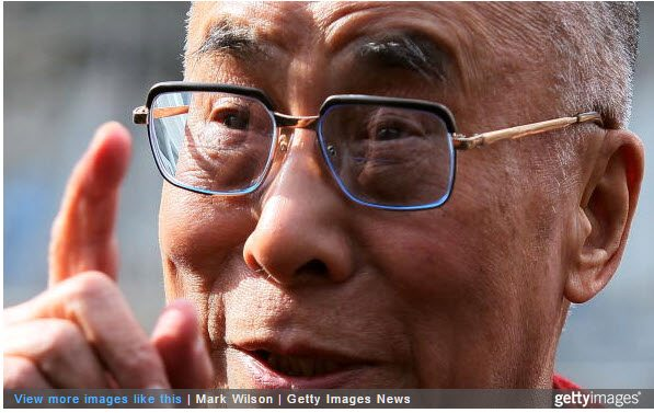 The Dalai Lama Gives His Opinion On World Leaders on PoliticKING