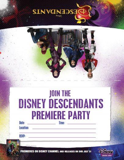 Disney DESCENDANTS Dolls, Backpacks, Jewelry, Costumes ...
