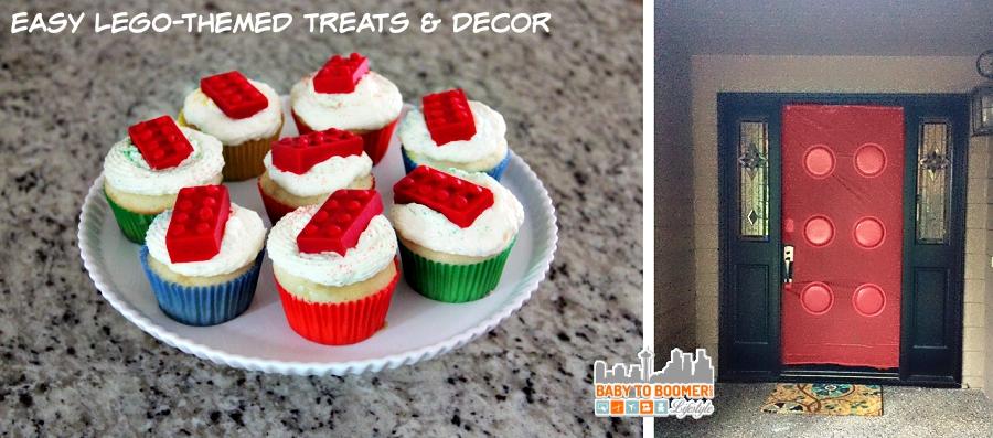Easy Lego Party Decor Ideas - LEGO Party Ideas On A Budget - A Fifth Birthday Bash