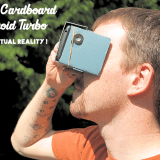 Google Cardboard Turns My Droid Turbo into a Virtual Reality Device #VZWBuzz
