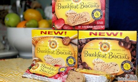 Honey Bunches of Oats Breakfast Biscuits – Grab-and-Go with Whole Grains