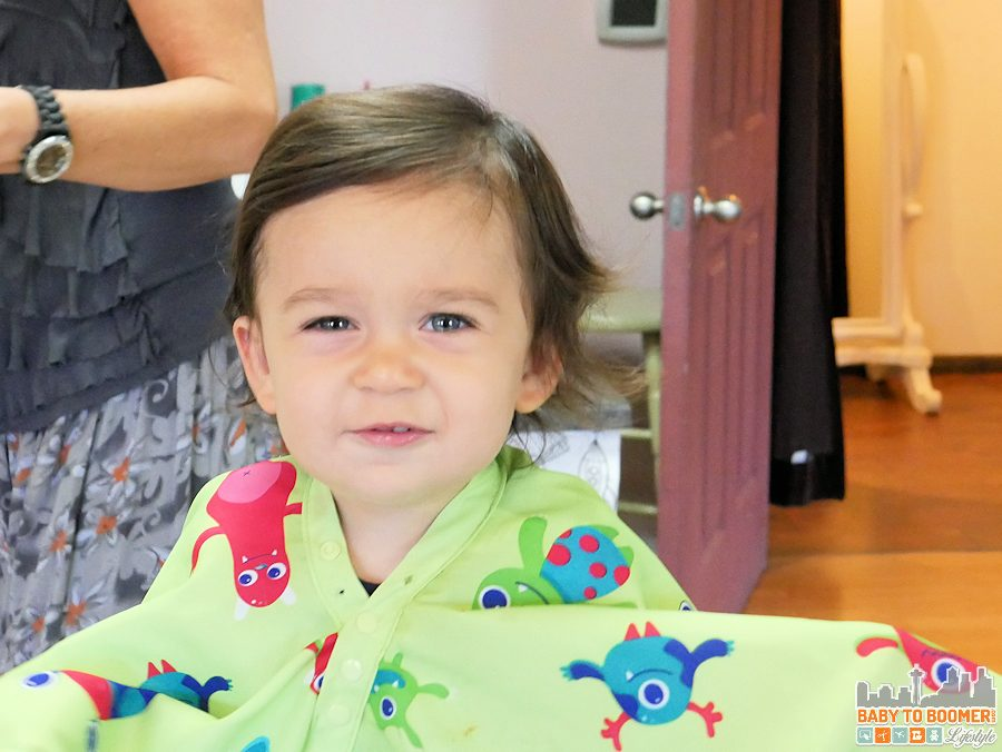 First Haircut - Summer in Motion with the new Panasonic Lumix G7 #4KFun #4KPhoto #IC #ad