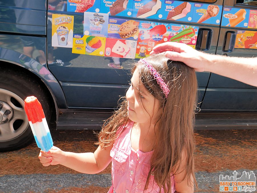 Ice Cream Truck - Summer in Motion with the new Panasonic Lumix G7 #4KFun #4KPhoto #IC #ad