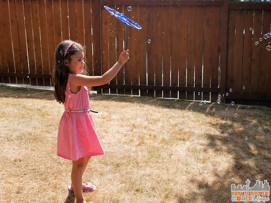 Summer Bubbles - Summer in Motion with the new Panasonic Lumix G7 #4KFun #4KPhoto #IC #ad