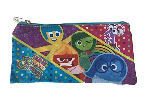 Pixar Disney INSIDE OUT Pencil Case