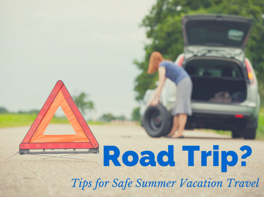 Road Trip - Summer Travel Tips To Avoid Breakdowns ad