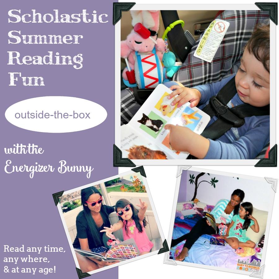 Scholastic Summer Reading Fun
