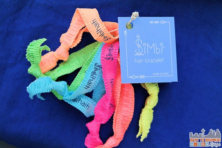 Simbi Haiti Handmade Hair-ties - SIMBI: Chic Fashion Line Creates Jobs & Provide Clean Water in Haiti ad
