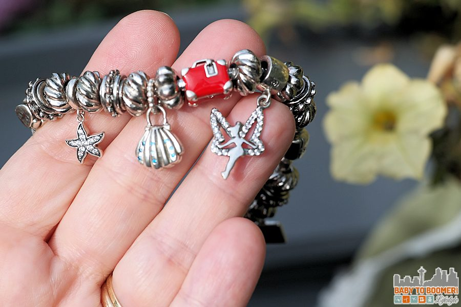 SouFeel Bracelet - Sea Charms Fits all popular snake charm bracelets - ad