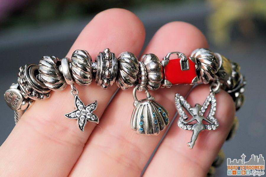 Soufeel Charm Bracelet - Travel Fits all popular snake charm bracelets - ad