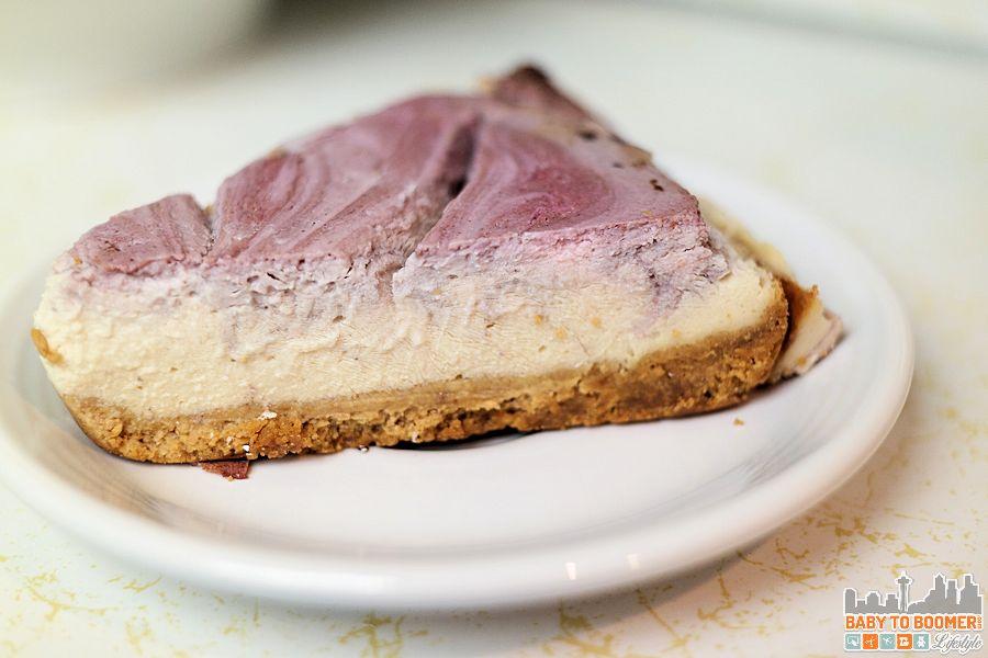 Veestro Raspberry Tofu Cheezcake ad