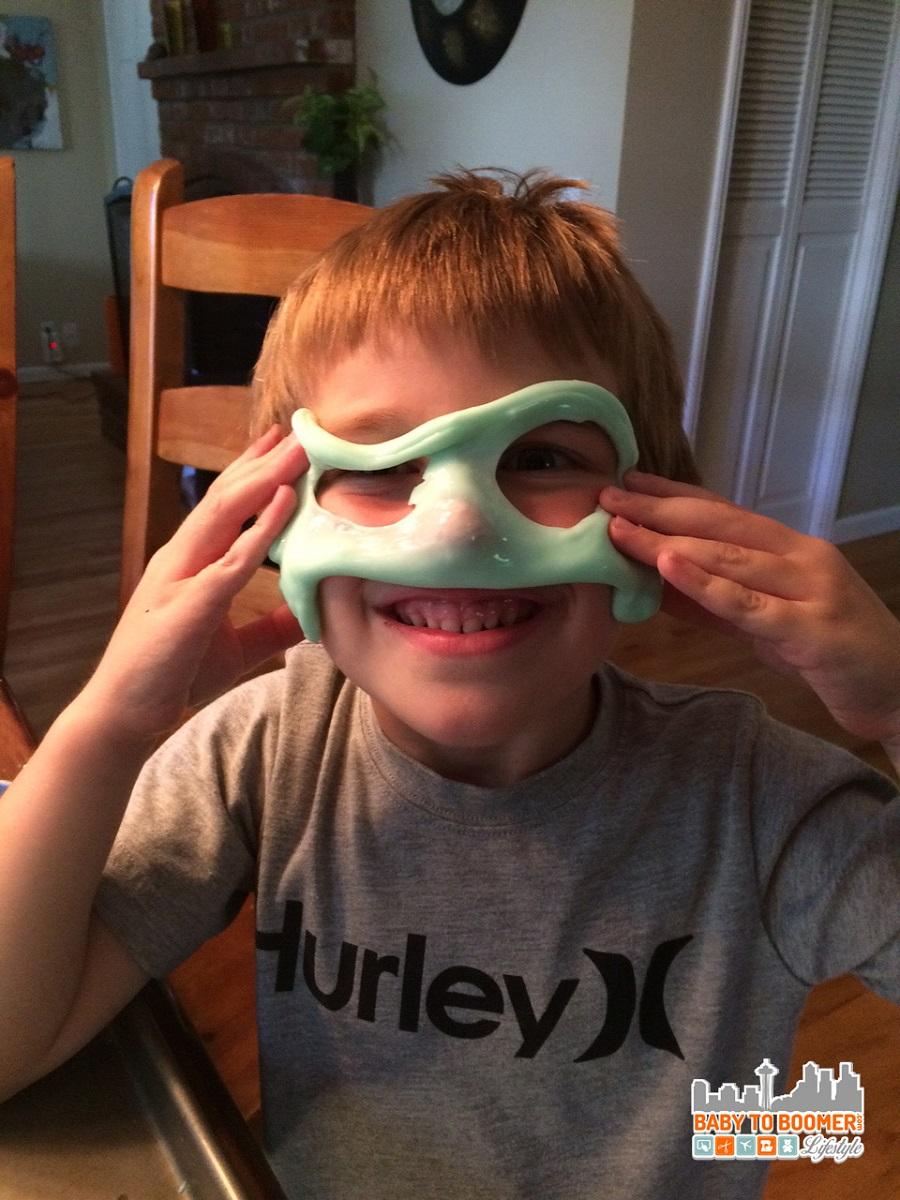 Free summer activities: make slime