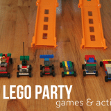 LEGO Party Games on a Budget – A Fifth Birthday Bash