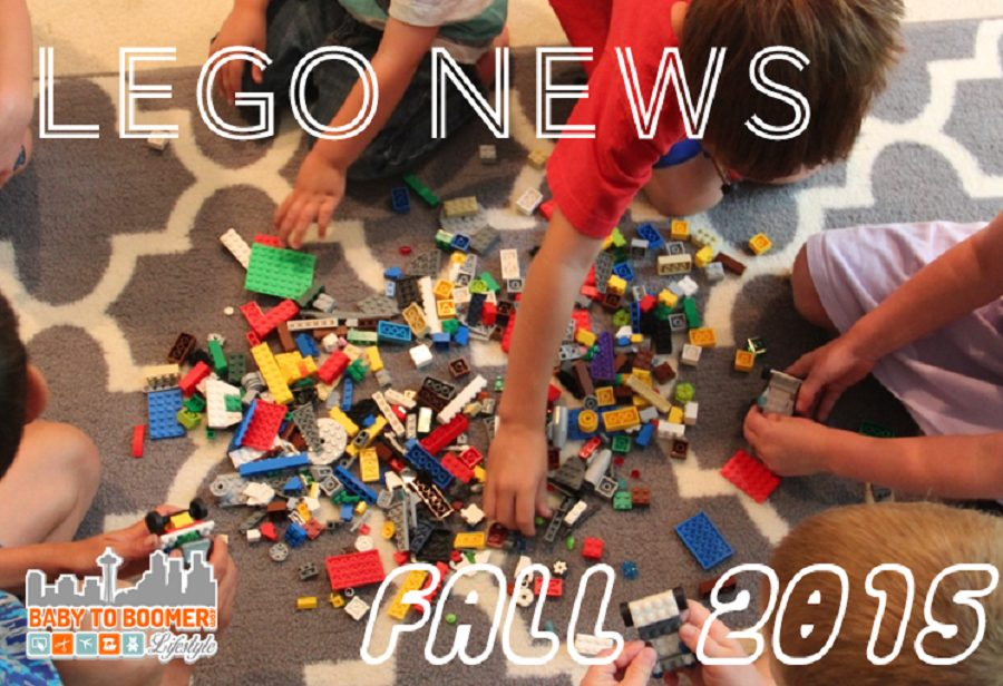 LEGO News Fall 2015