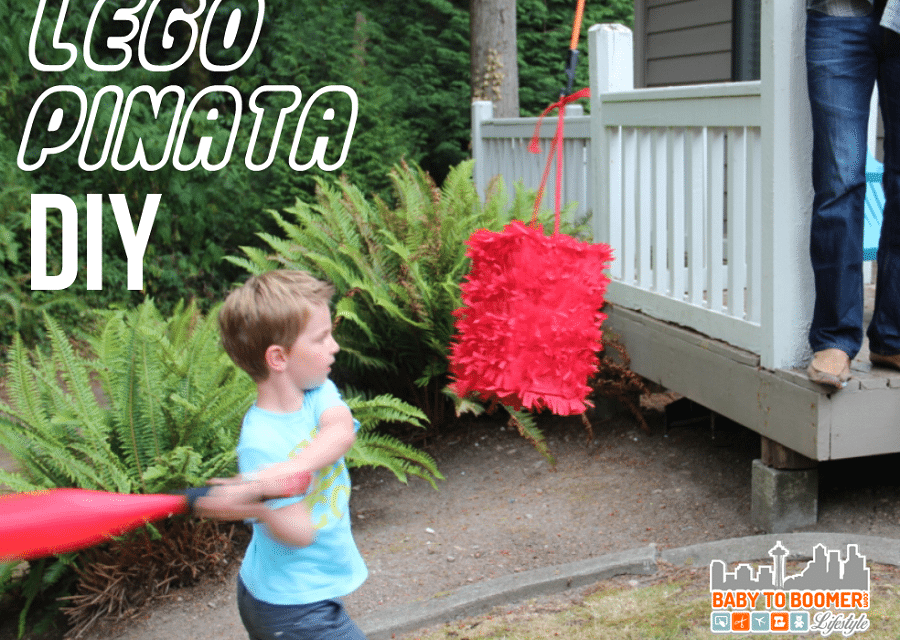 LEGO Pinata – Create Your Own DIY Party Decor