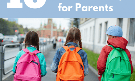 10 Back to School Transition Tips for Parents