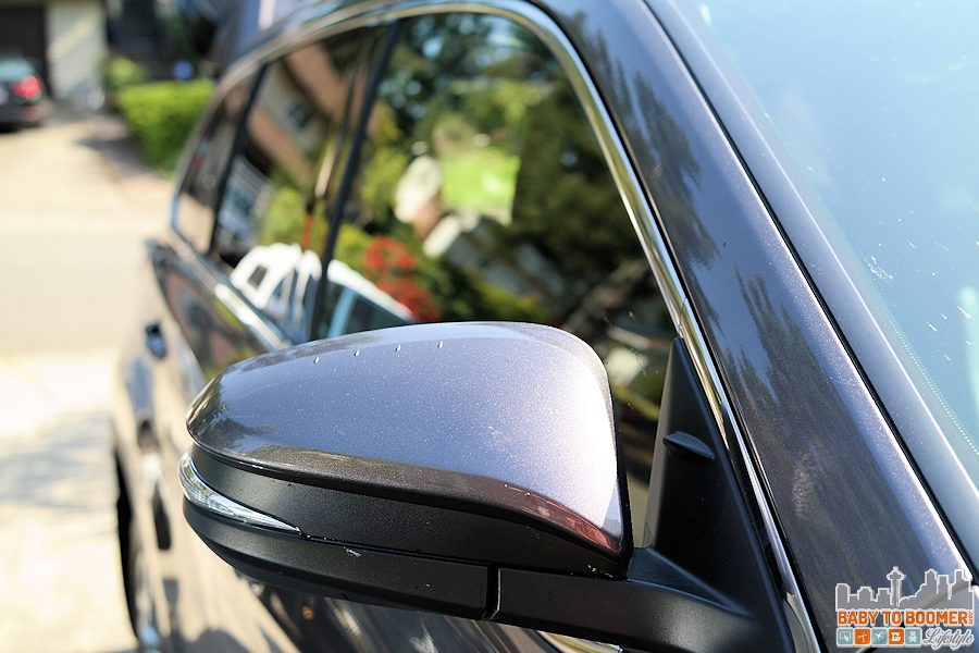 2015 Toyota Highlander Hybrid Lighted Side Mirrors