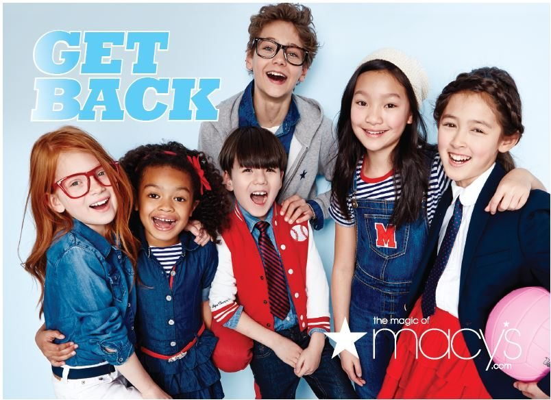 Macy's Back to School Events