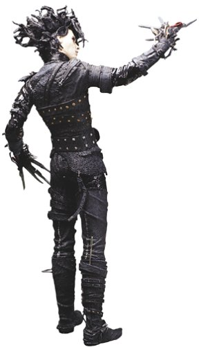 McFarlane Toys Movie Maniacs Edward Scissorhands 7 Figure