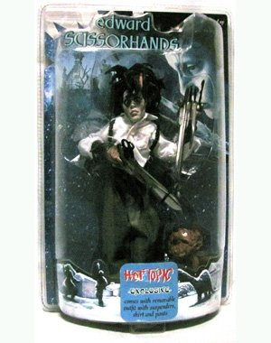 Edward Scissorhands Collectible Action Figure by Hot Topic