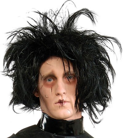 Edward Scissorhands Wig - Costume Accessory