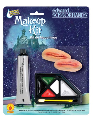Edward Scissor Hands Halloween Makeup Kit