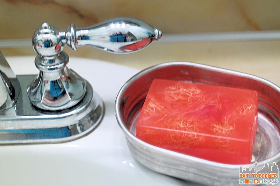 Beauty Box Handmade Loofa Soap