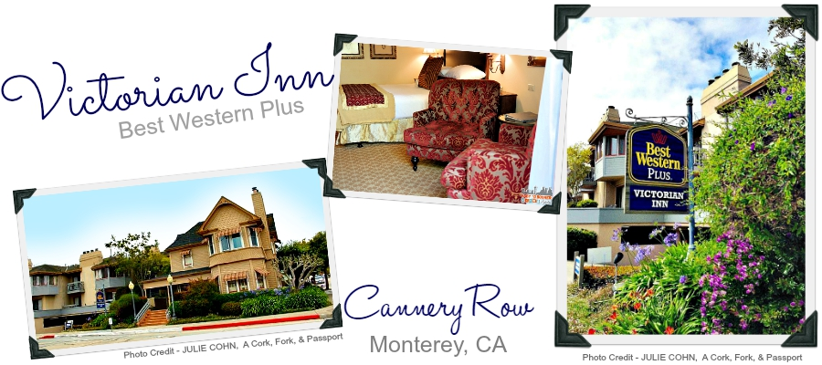 California: Best Western Plus Monterey Victorian Inn #CanneryRow #Travel ad