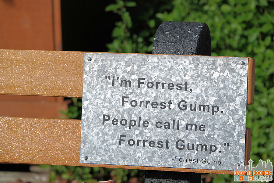 Forrest Gump - Bubba Gump Shrimp Co, Cannery Row, Monterey, CA ad
