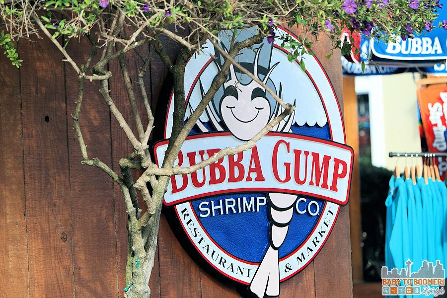 Bubba Gump Shrimp Co, Cannery Row, Monterey, CA AD