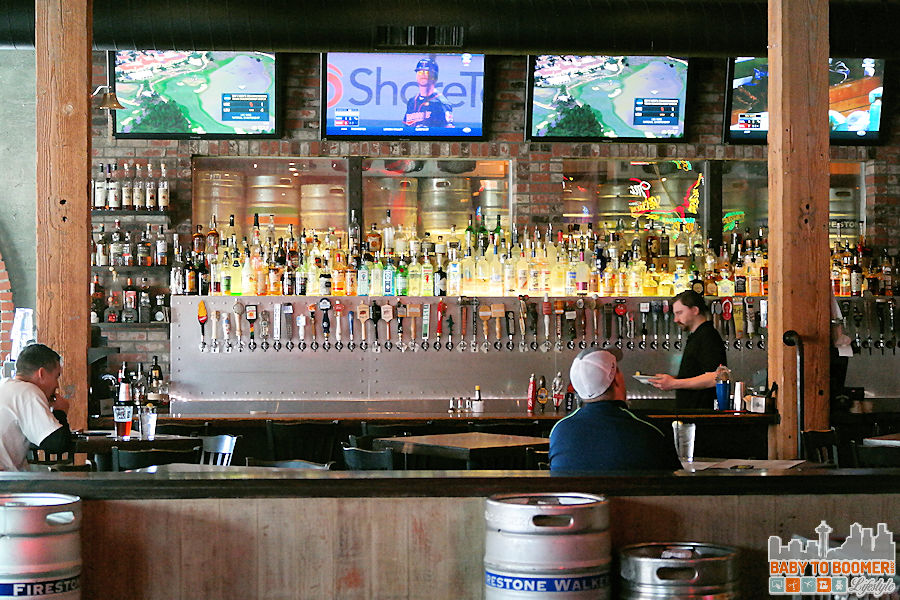 Bar Area - Cannery Row Brewing Company - #CanneryRow ad