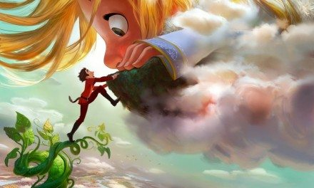 GIGANTIC: Disney Reveals Jack-in-the-Bean Stalk Inspired Film