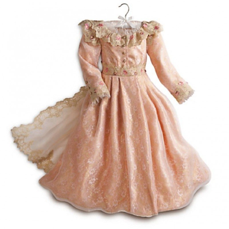 Toddler Girl Gold Dress Shoes