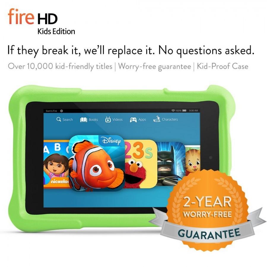 Fire HD Kids Edition Guarantee