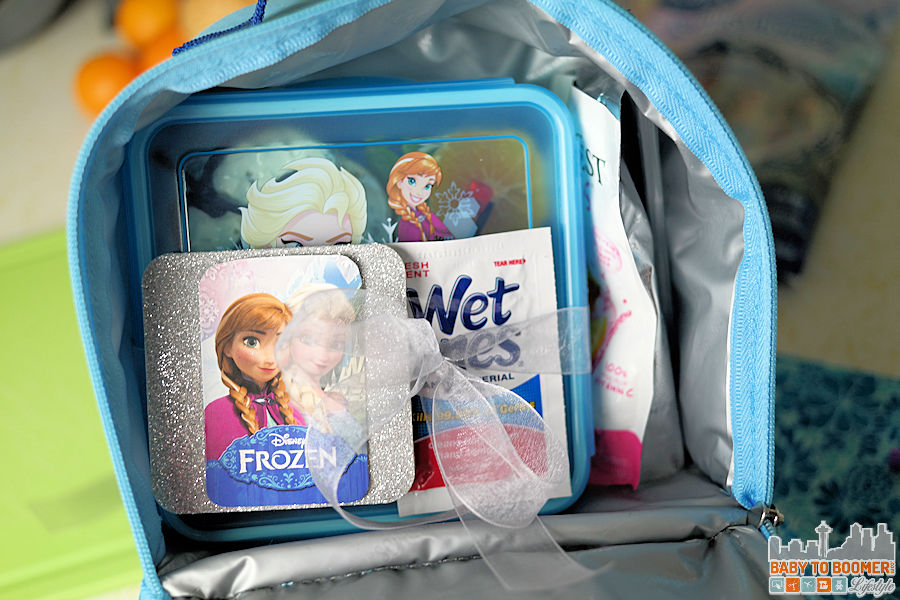 First Day of School Lunch Ideas #WishIHadAWetOnes ad