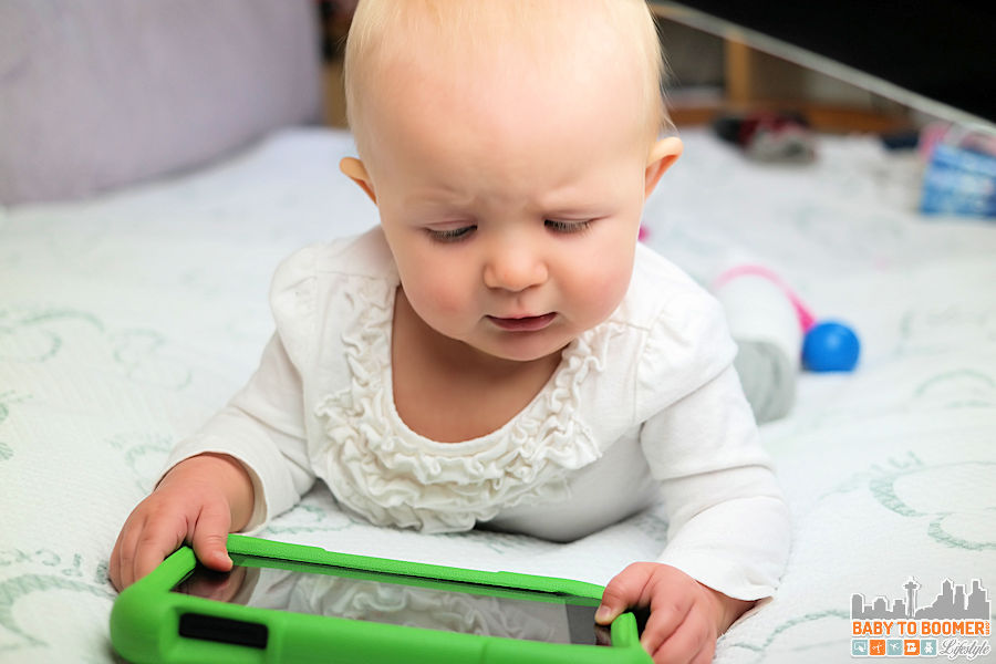 Amazon Fire Kids Edition - find out why this is the perfect tablet for families ad
