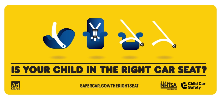 Know for Sure - Car Seat Safety - Child Car Safety: Have You Done All You Can to Protect Your Child? #TheRightSeat
