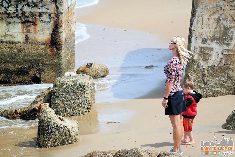 Monterey Bay Inn - Beach Mom and Son