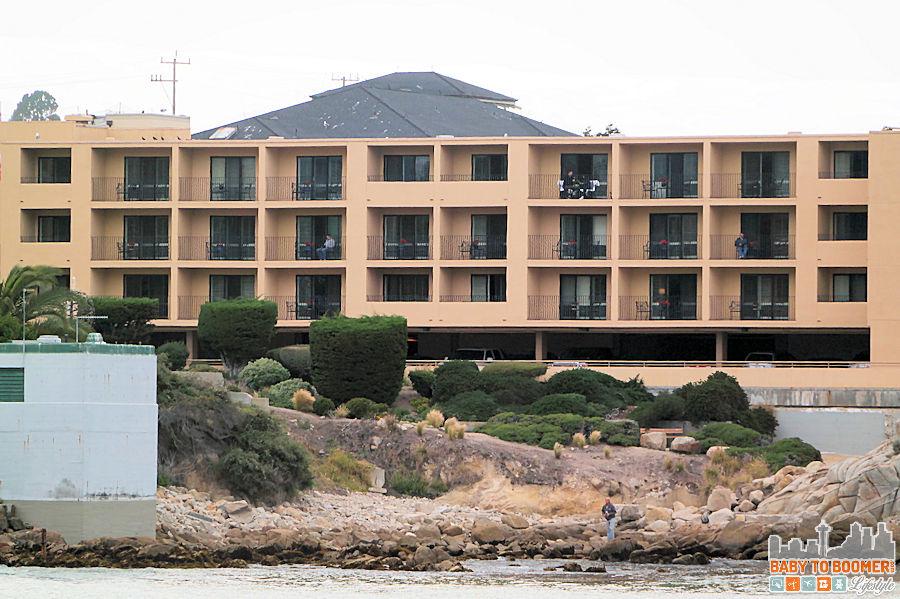 Monterey Bay Inn - Exterior