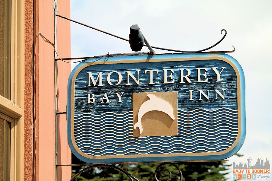 Where to Stay on Cannery Row: Monterey Bay Inn, CA #CanneryRow #Travel @MontereyBayInn ad