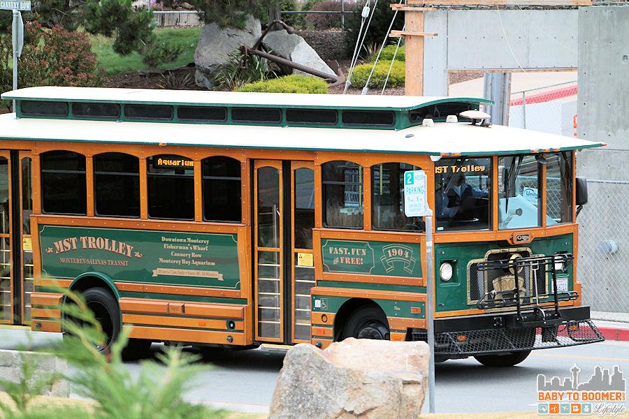 Monterey Bay Inn - Trolley